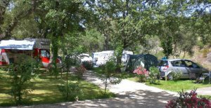 Emplacements camping caravane location
