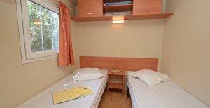Seconde chambre location mobil home confort