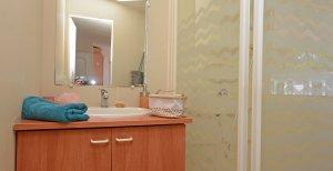 Salle d'eau location mobil home confort
