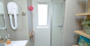Salle d'eau location mobil home premium